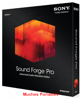 Sony Sound Forge Pro Portable