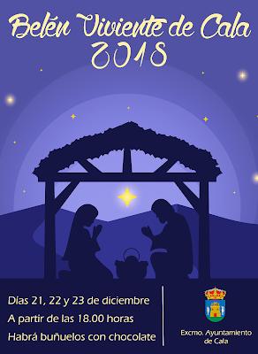Cala - Belén Viviente 2018