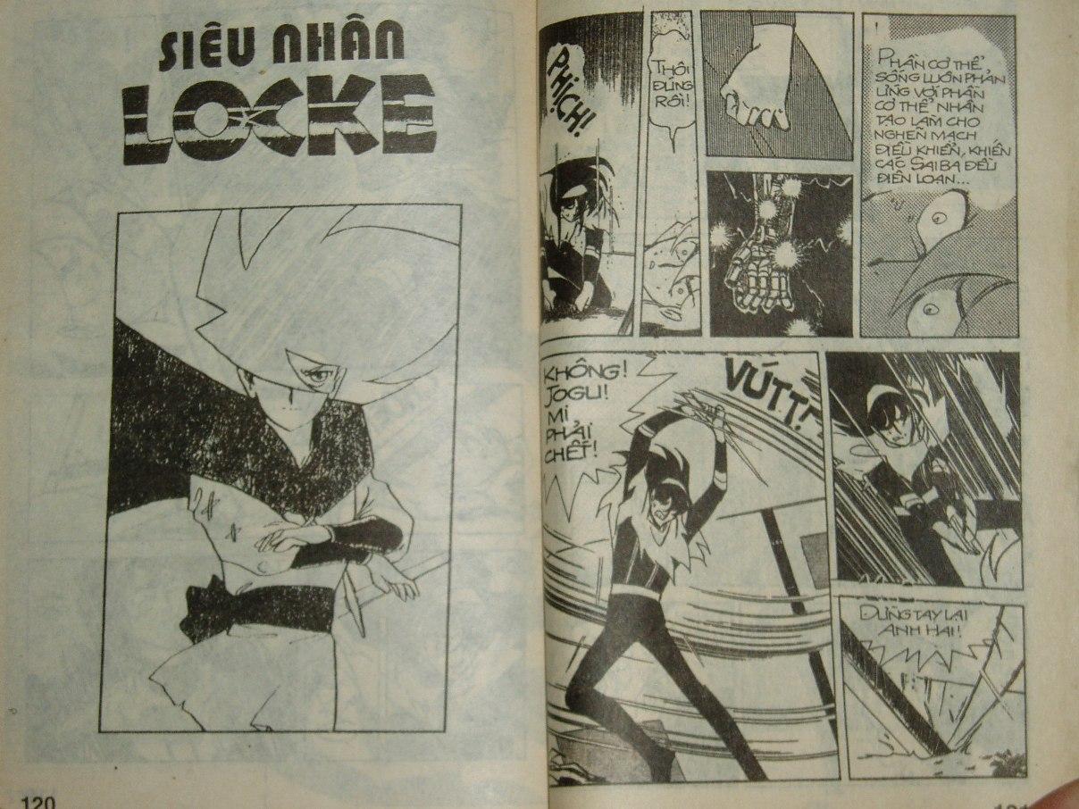 Siêu nhân Locke vol 06 trang 58