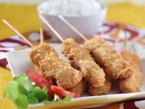 Resep Sate Ayam Goreng