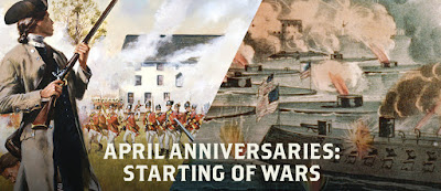 Starting of Wars, John Buford, Chancellorsville Live, and More