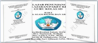 Download Materi Belajar Penunjang Plpg  Guru Sd