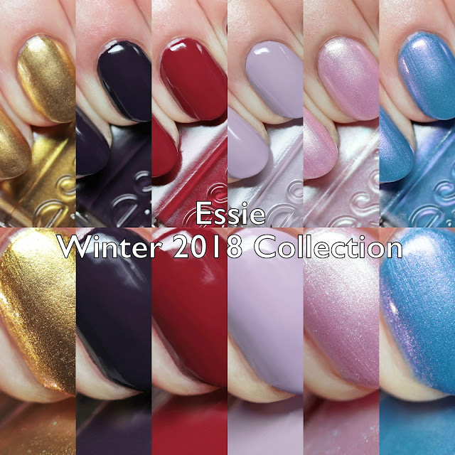 Essie Winter 2018 Collection