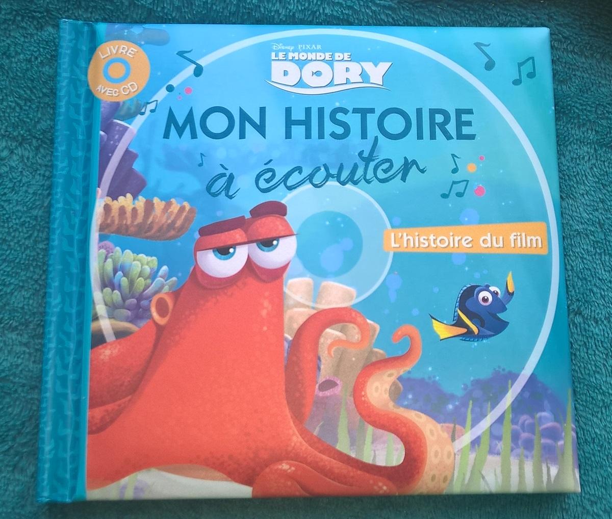 Kidslisent Les Livres Audio Collection Mon Histoire A