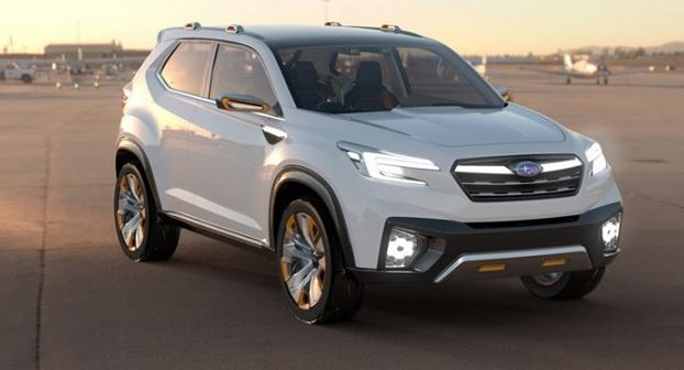 2018 Subaru Forester Price and Design And Performance