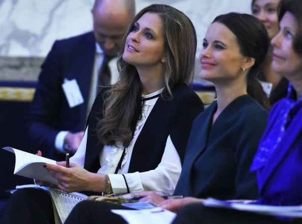 Princess Madeleine Will Be Travelling From London to Stockholm For Royal Duties