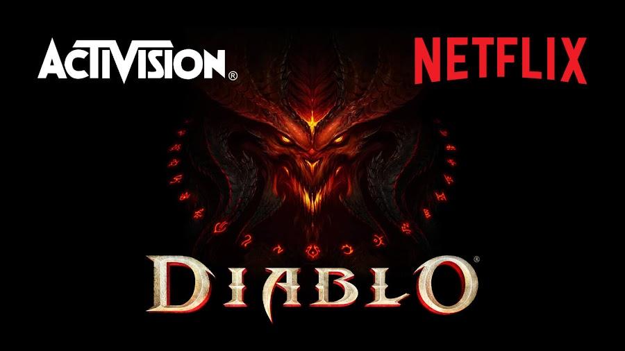 diablo netflix series trademark