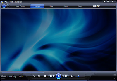 Windows Media Player 11 Terbaru