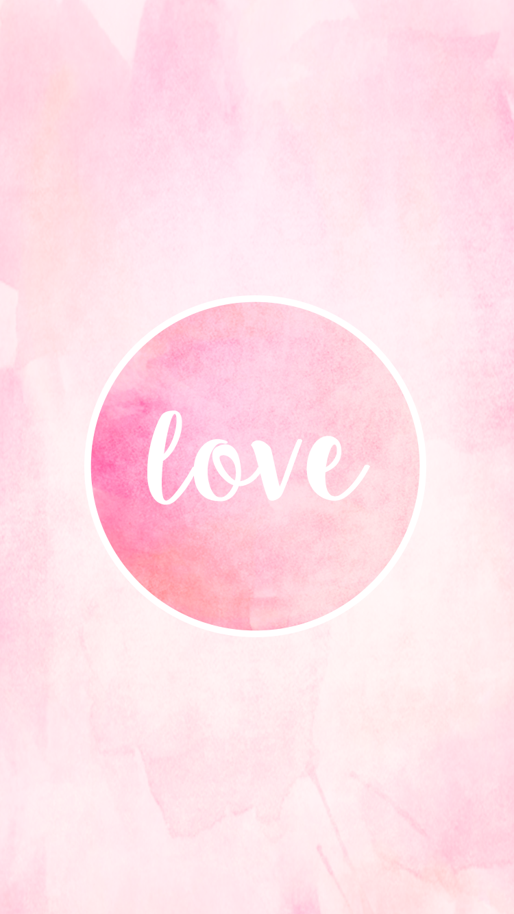 One Love Iphone Wallpaper : Be Linspired: Valentine s Day Free iPhone Wallpaper ...
