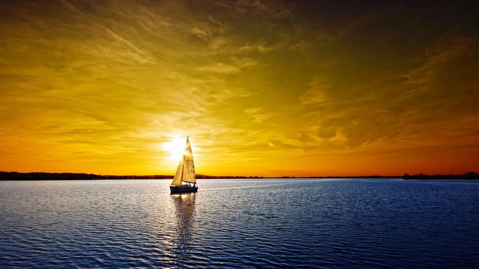 Best Resolution Wallpaper: Sunset HD Wallpaper 1080p