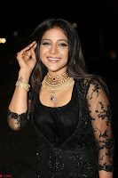 Sakshi Agarwal looks stunning in all black gown at 64th Jio Filmfare Awards South ~  Exclusive 126.JPG