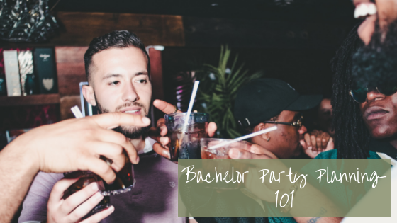 The key to a successful bachelor party is thorough planning and organization - wedding planning - wedding ideas - bachelor party idea - partial coordination - K'Mich Weddings Philadelpihia PA