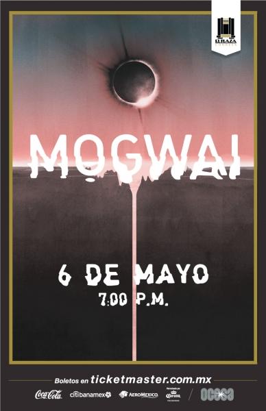 MOGWAI EN MÉXICO 2018