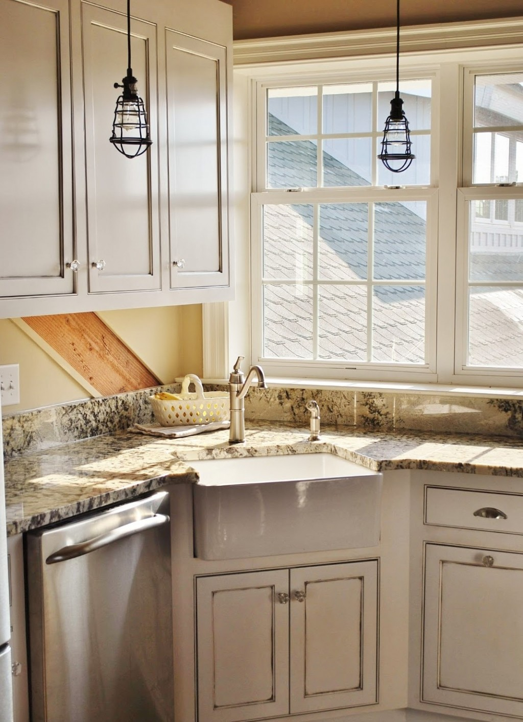 corner sinks kitchen green paint colors for advantages and disadvantages of