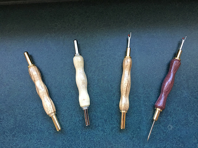 Stitch Ripper Awls by Chez Craft