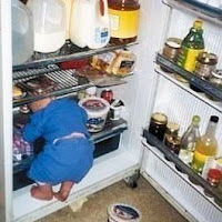 Nothing in the Fridge!