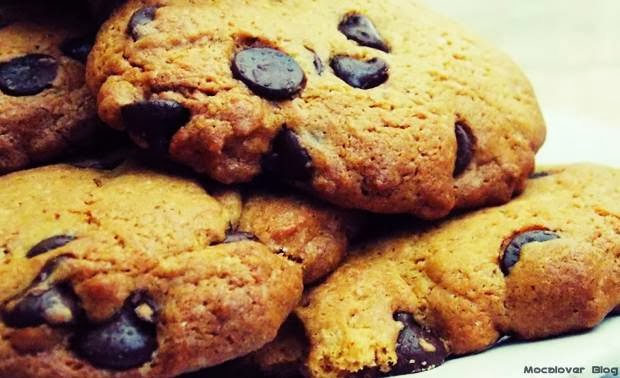 resep kue kering coklat chip renyah  enak mocalover Resepi Biskut Kurma Sukatan Cawan Enak dan Mudah