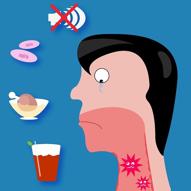 salud, dolor, garganta, recetas caseras, trucos, tips