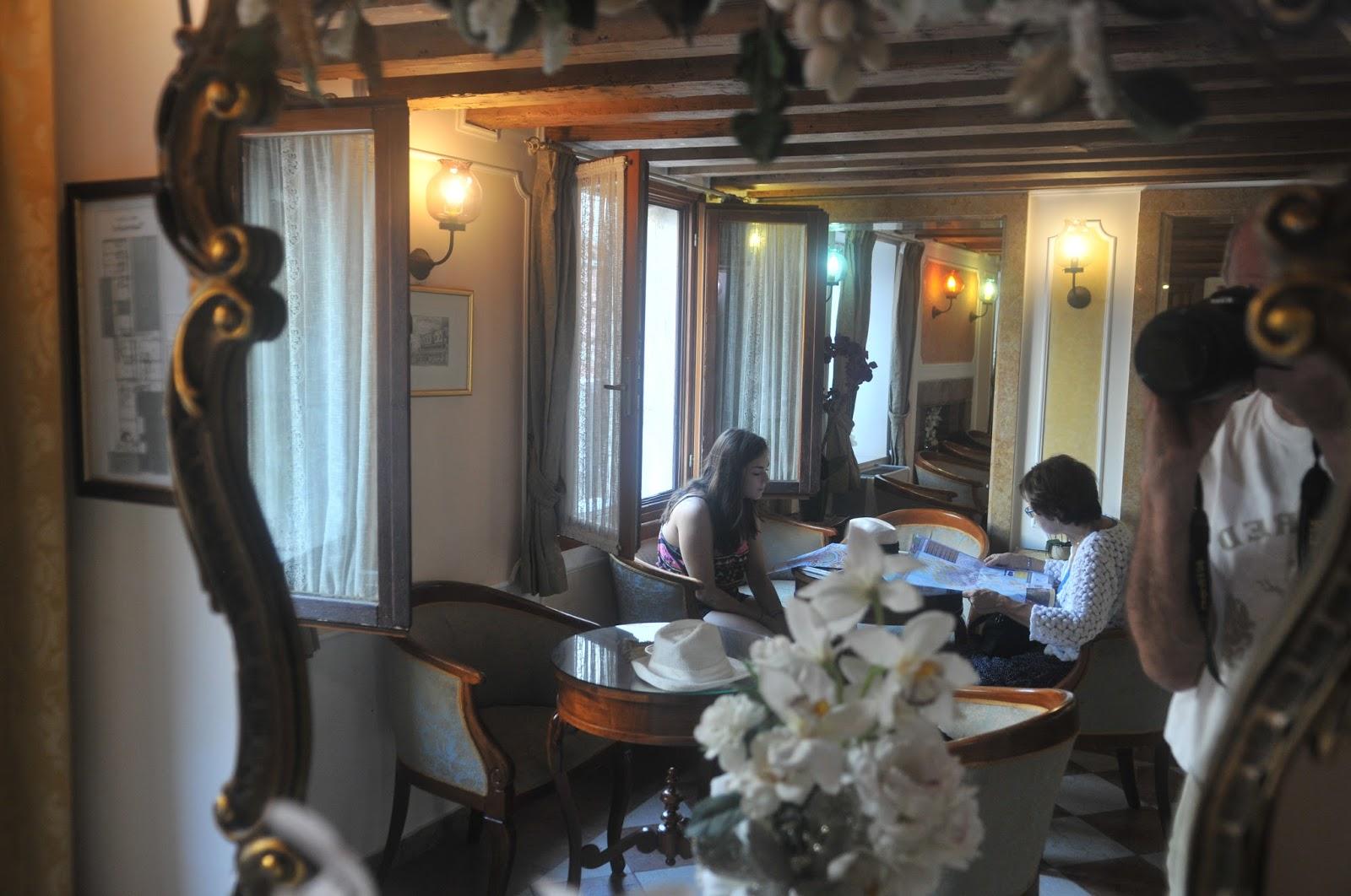 Voyage à Venise Hotel San Gallo Coin des licornes blog littéraire lifestyle Toulouse