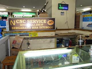 Service Centre CNC virtual