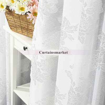 http://www.curtainsmarket.com/timeless-and-classic-white-sheer-curtains-with-floral-patterns-p-364.html