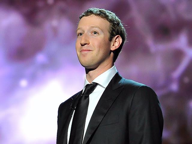 مارك زوكربيرج - mark zuckerberg