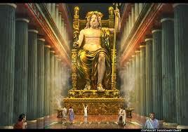 Curiosidades sobre as Sete Maravilhas do Mundo Antigo: Estátua de Zeus