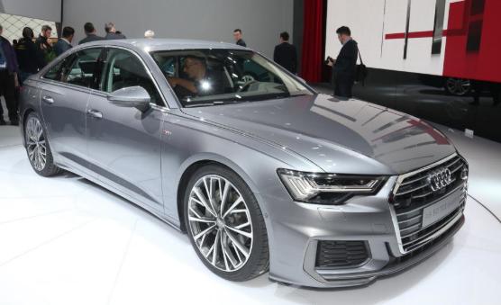 2020 Audi A6 redesign