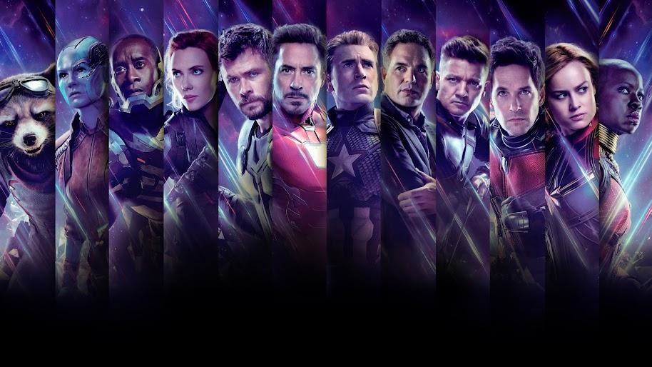 Avengers: Endgame, Cast, Characters, 8K, #149