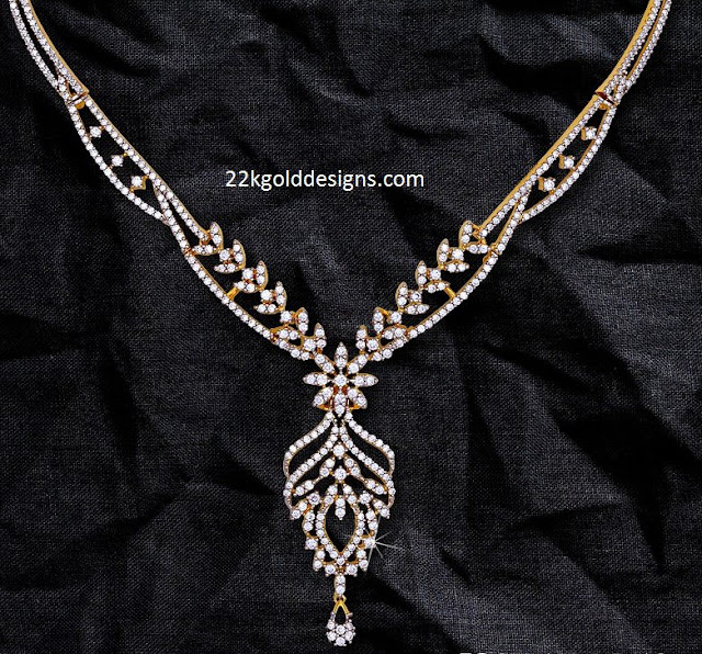 Josalukkas Simple Diamond Necklace