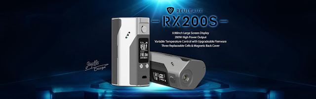 About The Wismec Reuleaux RX200S Mod By Jaybo