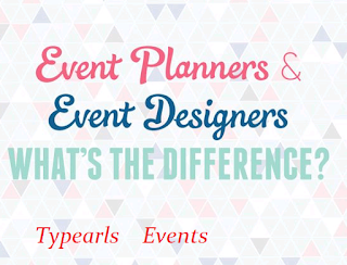 Typearls lifestyle · Post  Event Planning: Event planners and Event managers - Are they the same or different?