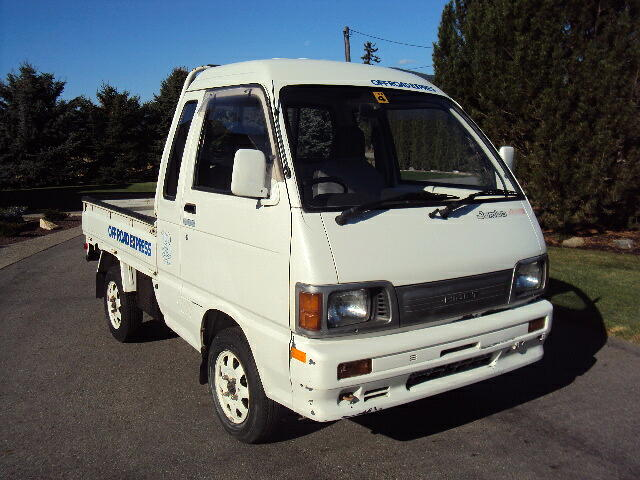 j cruisers jdm vehicles parts in canada 1992 daihatsu hijet jumbo mini truck 4wd for sale in bc. Black Bedroom Furniture Sets. Home Design Ideas