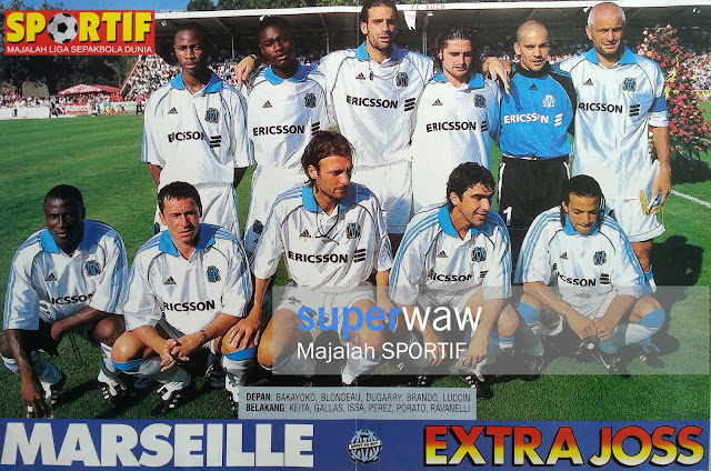 Olympique de Marseille 1998