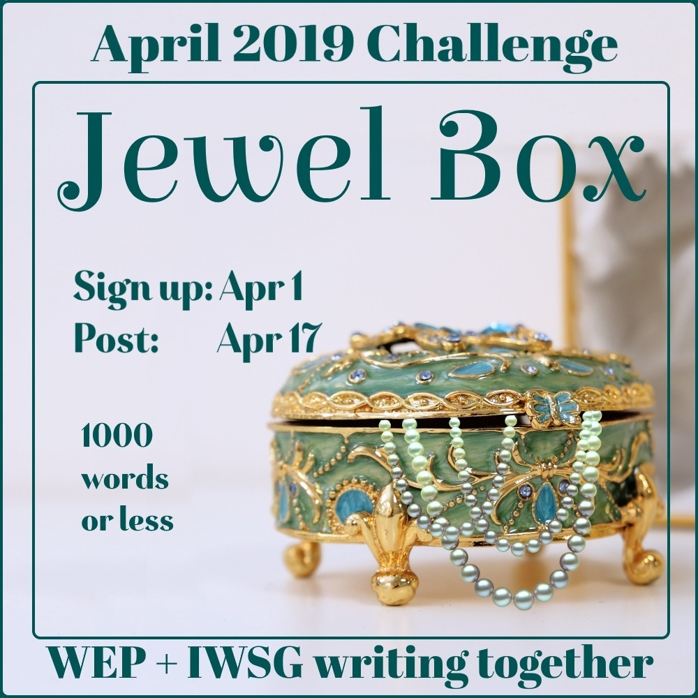 Join us for the April 2019 Challenge!