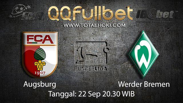 Prediksi Bola Jitu Augsburg vs Werder Bremen 22 September 2018 ( German Bundesliga )