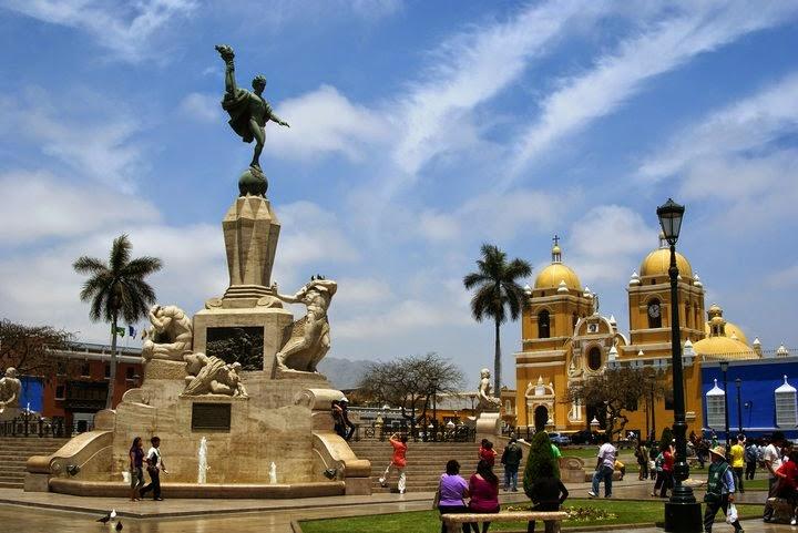 11a mcl trujillo muestra cient fica latinoamericana for Oficina turismo trujillo