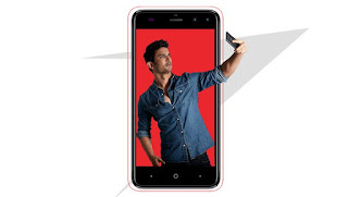 The companionship presented this smartphone amongst the dual photographic tv set camera on the front end side Ziox Duopix F1 launched amongst a cost of 7,499₹