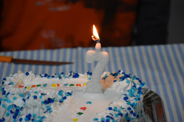 Mahaslovelyhome: how to make 7 number birthday cake ...