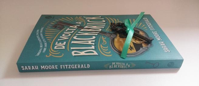 De Volta a Blackbrick | Sarah Moore Fitzgerald