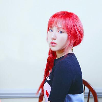 Wendy Red Velvet The Velvet