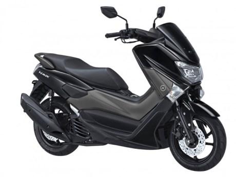 Inilah Pilihan Warna Baru Yamaha NMax 2017