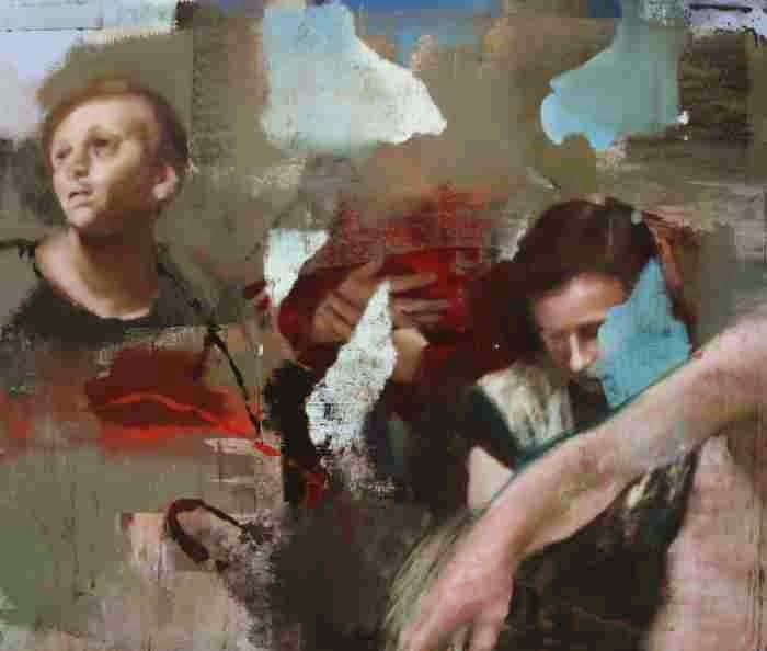 Современный канадский художник. Philip Buller