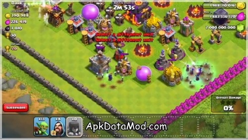 Clash of Clans Need To Learn More Apk Mod
