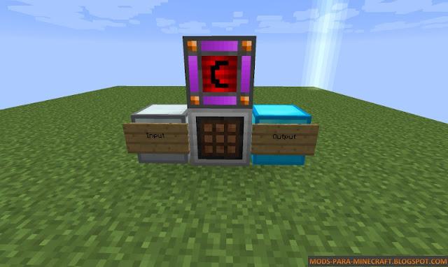 Imagen 1 - AutoPackager Mod para Minecraft 1.7.10