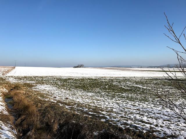 Winter in Franken