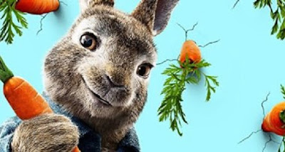 Peter Rabbit movie starring Rose Byrne gets $ 25 million at the local box office