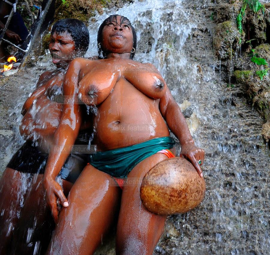 Nude From Haiti 35