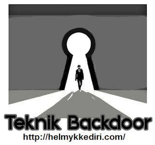 Tutorial mencuri data mengguna backdoor