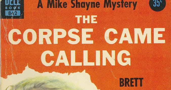 Killer covers the corpse came calling by brett halliday fandeluxe Image collections